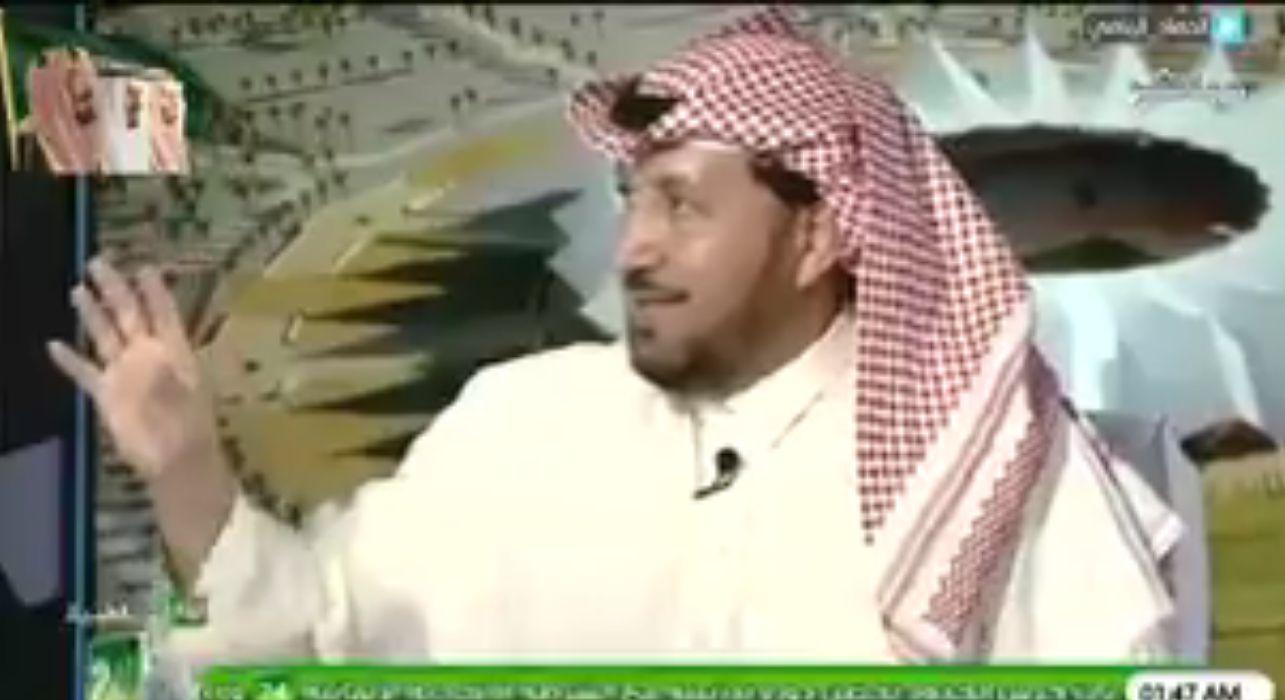 بالفيديو: عبدالمحسن الجحلان: هذا اللاعب غائب عن الهلال..يسجل هدف و20 لا!