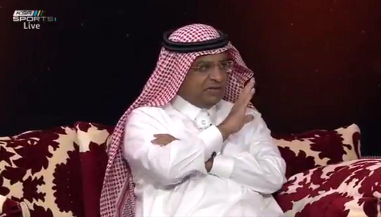 بالفيديو: سعود الصرامي:ياسر القحطاني اتفق مع ابن دياز وسقوط الهلال آسيويا مسألة وقت!