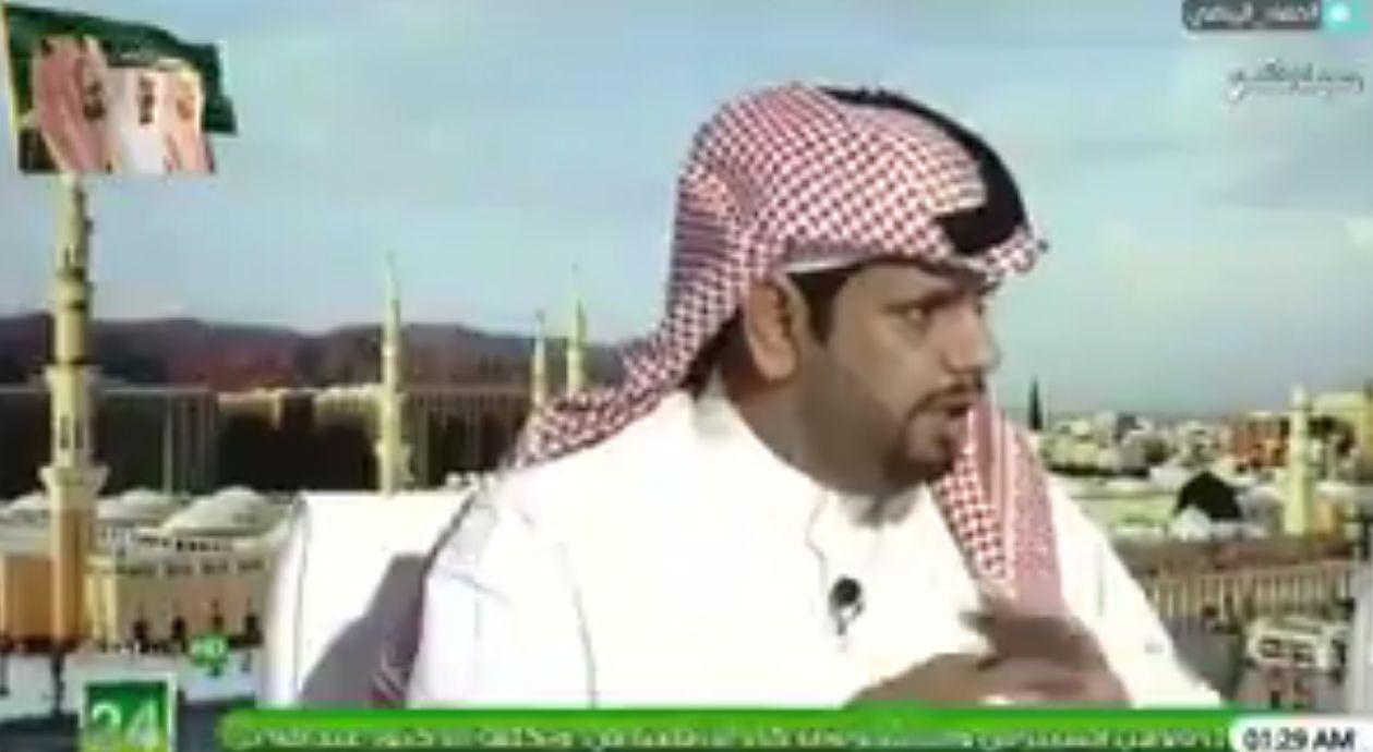 بالفيديو: عبدالكريم الحمد يكشف عن مصير كارينيو مع النصر في الموسم القادم!