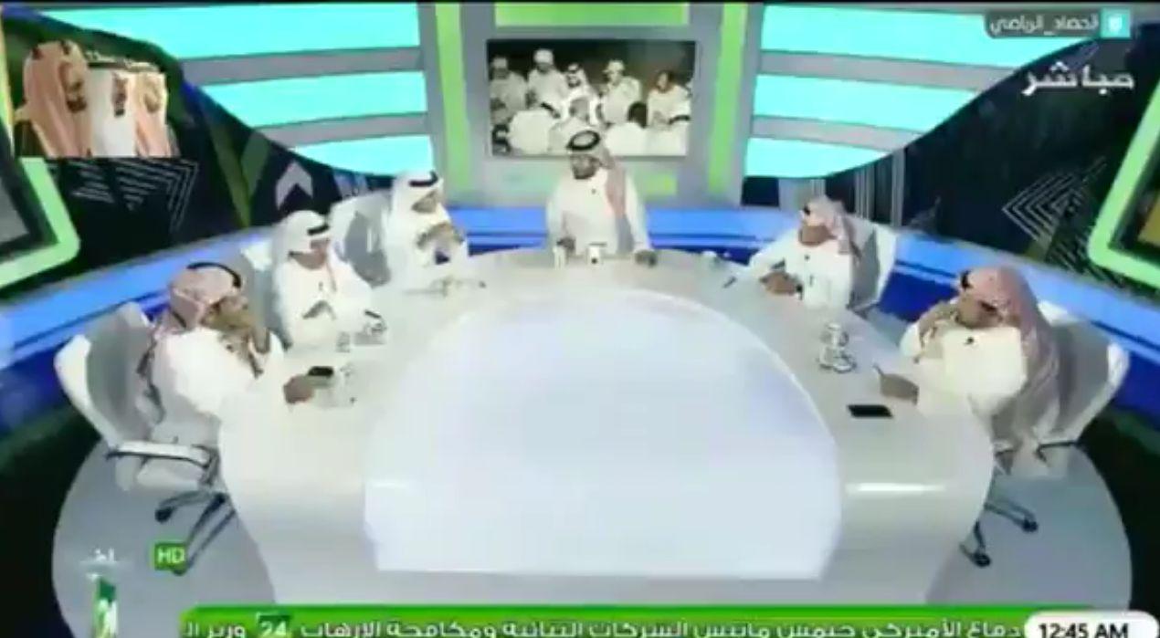 بالفيديو: نقاش حاد بين حمود السلوة والسمار: لا تجامل على حساب مصلحة المنتخب!