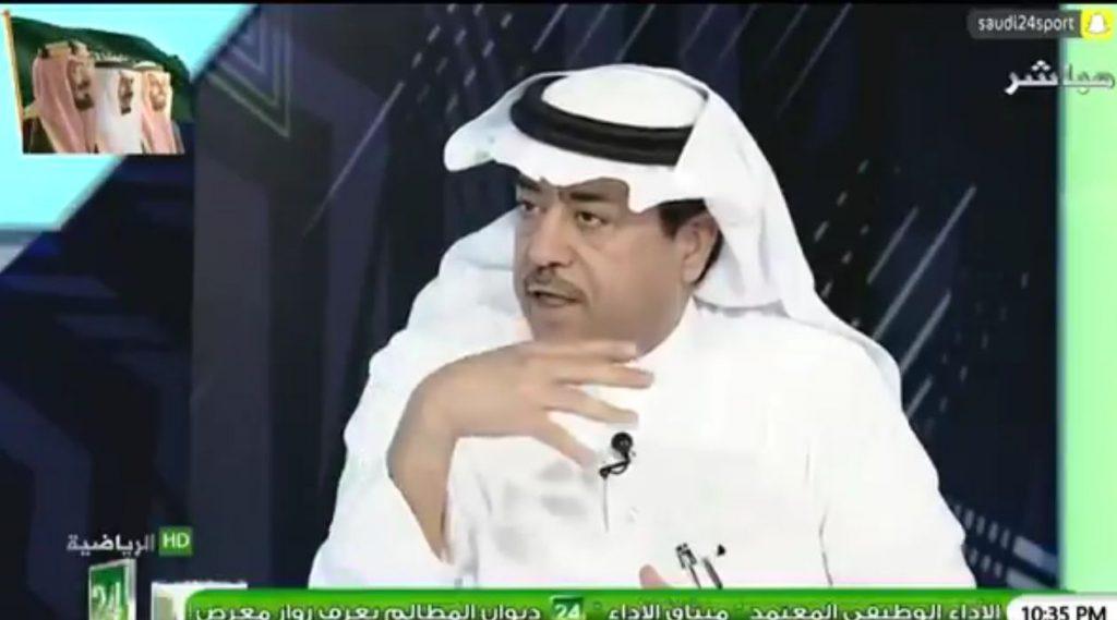 بالفيديو: فهد الطخيم: ياسر القحطاني لا زال يمتلك الحس التهديفي..ورد ساخر من السماري!