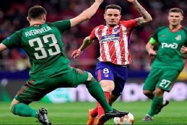 الدوري الأوروبي: أرسنال يتغلب على ميلان.. وأتلتيكو يضرب لوكوموتيف