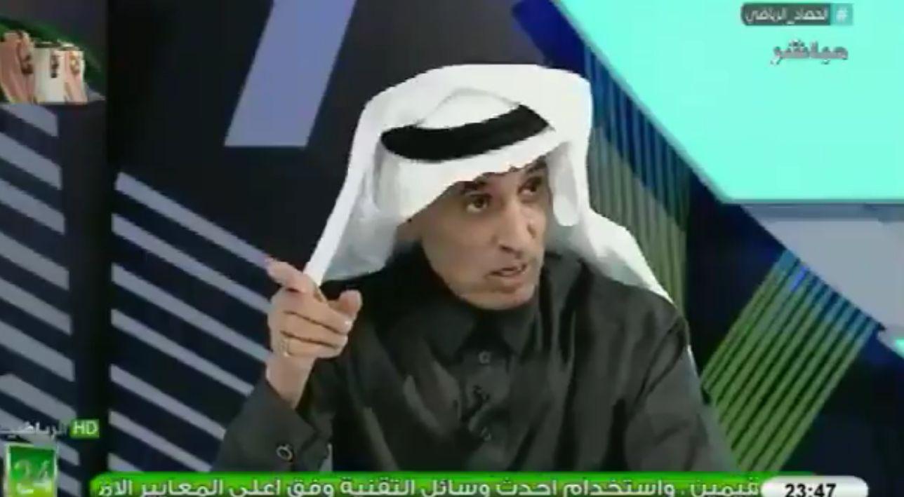 بالفيديو: سعود السمار: هذا اللاعب فرض نفسه على ناديه والمنتخب