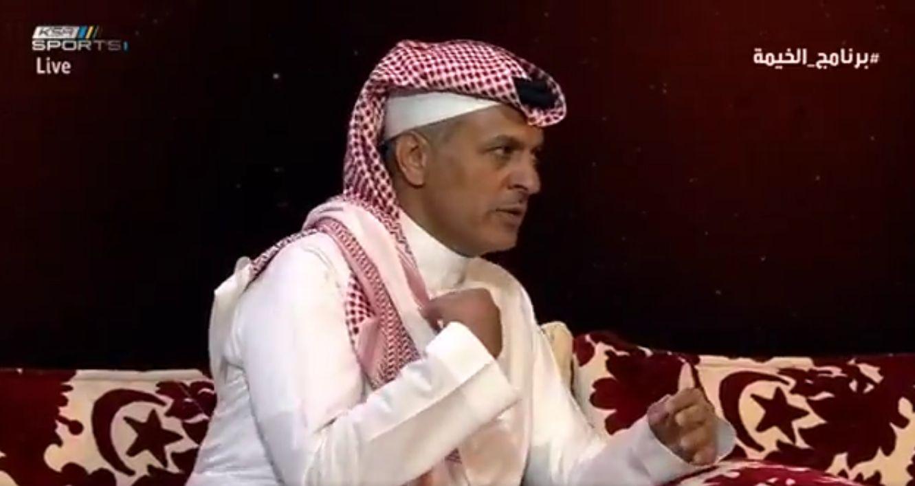 """بالفيديو: سليمان الجابري يبعث برسالة """"مثيرة """" لـطارق كيال: الصمت في هذا الموقف يعني أن هناك لعبة!"""
