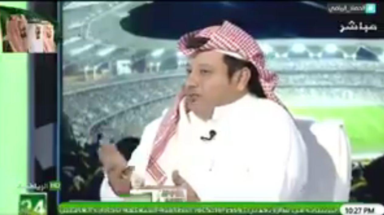 بالفيديو: محمد ابو هداية يكشف سببا غريبا لهبوط مستوى السهلاوي!