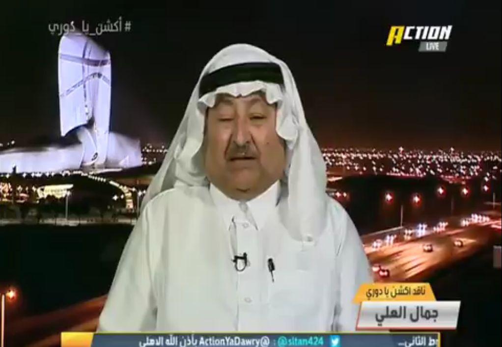 بالفيديو: جمال العلي يهاجم هؤلاء اللاعبين في الهلال..يخدمون أنفسهم فقط!