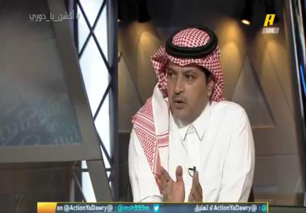 بالفيديو: عبدالله بن زنان: النصر علم جميع الأندية طريق العالمية..وهذا ما ينقص الفريق!