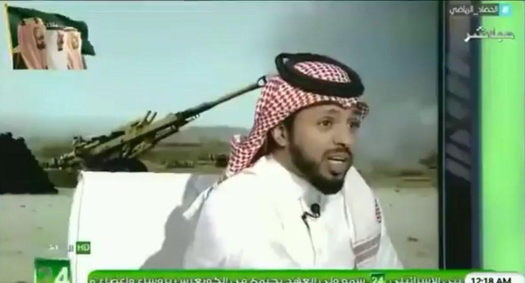 بالفيديو: المريسل:لو تم إثبات أن الهلال حقق بطولة واحدة أمام النصر سآتي بالحاشي هنا!