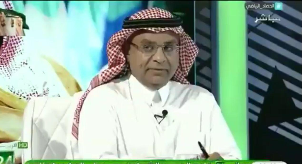 بالفيديو: سعود الصرامي: مباراة الأهلي امام هذا الفريق نقلته من الإحباط والإنكار للبحث عن المنافسة!