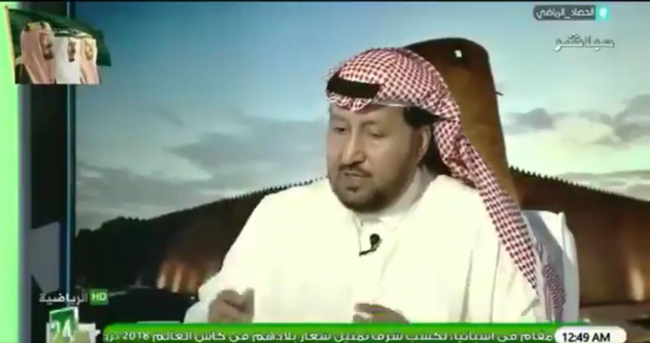 بالفيديو: عبدالمحسن الجحلان: المنتخب السعودي يحتاج هؤلاء اللاعبين!
