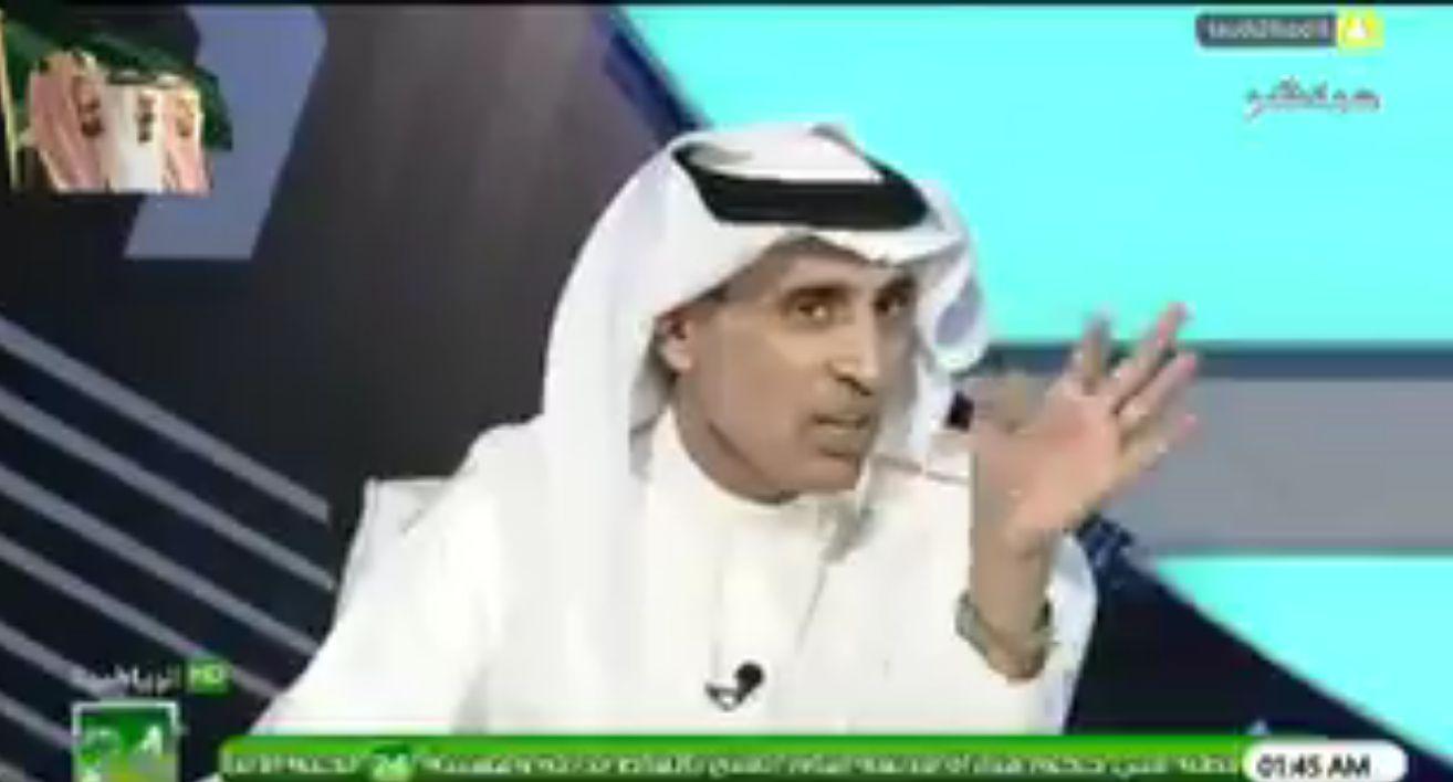 بالفيديو: سعود السمار: هذا اللاعب مهم للمنتخب السعودي!