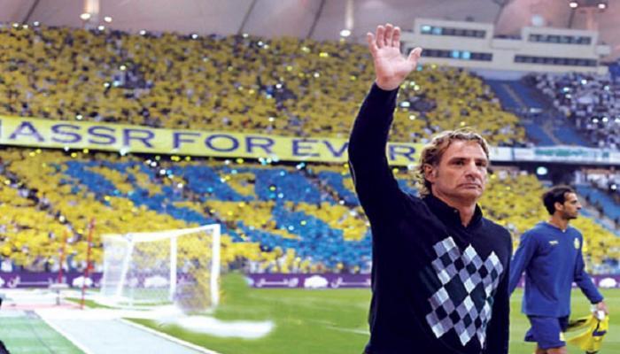 """مصادر تكشف عن """"مفاجأة"""" حول عودة كارينيو لتدريب النصر!"""