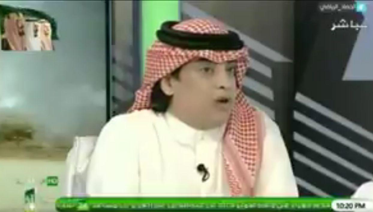 """بالفيديو: خالد الشعلان: هذا النجم لاعب """"متكامل""""!"""