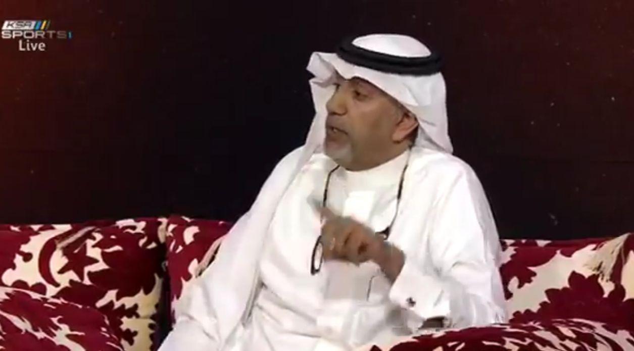 بالفيديو: عادل الملحم: منذ سقوط هذا اللاعب وكأن الهلال انتهى!