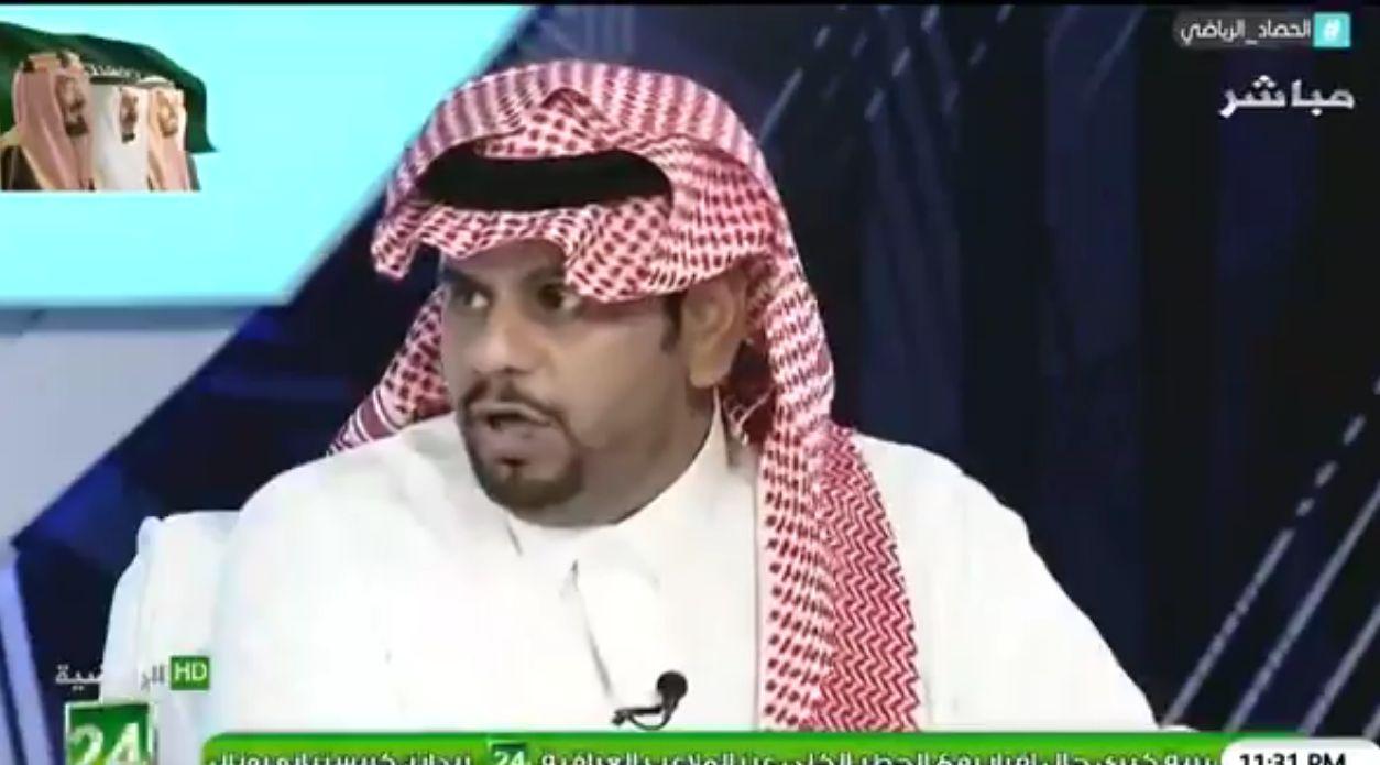 بالفيديو..عبدالكريم الحمد: الهلال مستفيد من غياب هذا اللاعب عن الاتحاد!