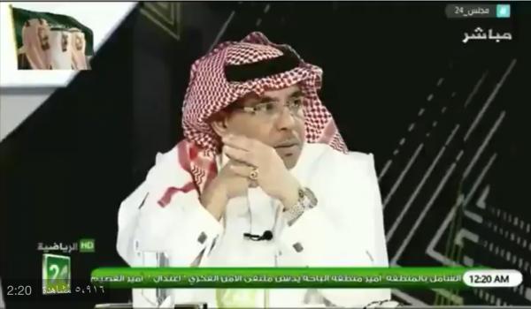 """بالفيديو..  العمري:  """"سامي الجابر"""" لم يدخل مجال التدريب بالخطوات العلمية!"""