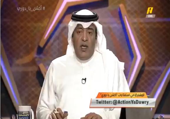 بالفيديو.. وليد الفراج: هدوء نواف المقيرن في الاتحاد غريب !