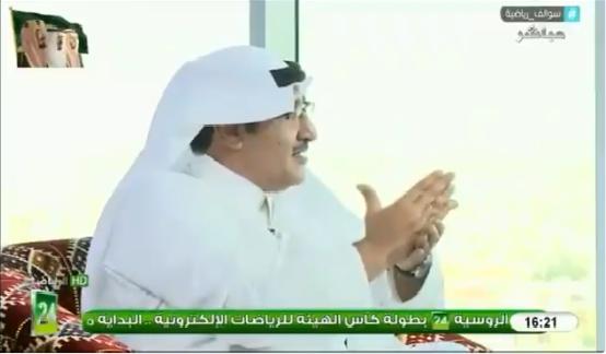 بالفيديو.. عايد الرشيدي: هذا اللاعب اما أن يكون لاعب أو تاجر!