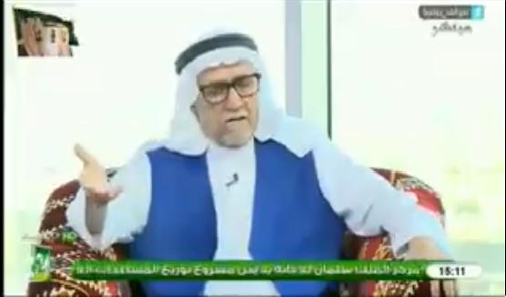 """بالفيديو.. السماري: النفخ الإعلامي هو من أضر """"سامي الجابر"""""""