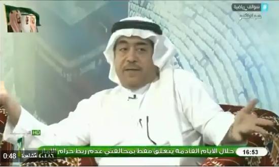 بالفيديو.. الطخيم: الهلال لم يصل للعالمية والسماري يرد!