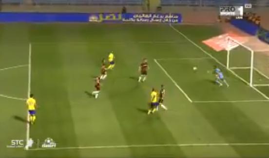 بالفيديو.. كابانغا يضيف الهدف الثالث للنصر في مرمى الرائد