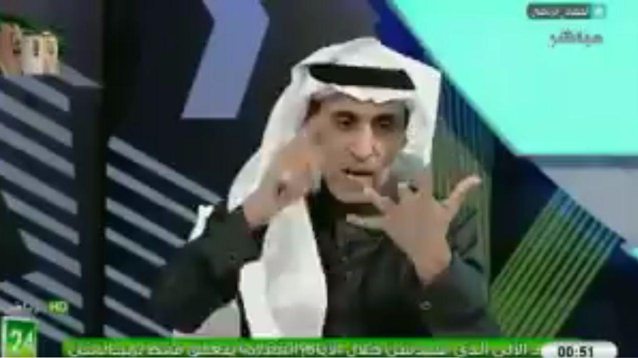 بالفيديو: سعود السمار: 6 أندية اذا اهتز واحد منهم اهتزت الكرة السعودية ..هم؟
