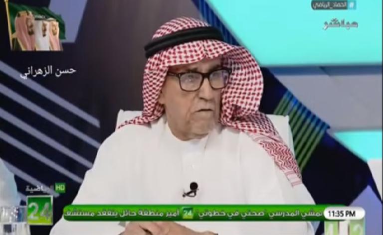 بالفيديو.. السماري : نواف بن سعد أسوأ رئيس مر على الهلال!