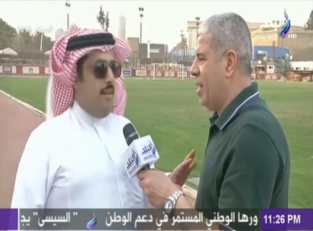 بالفيديو.. آل الشيخ : اللي يلعب معانا يستحمل و4 لاعبين فى طريقهم للأهلى المصري