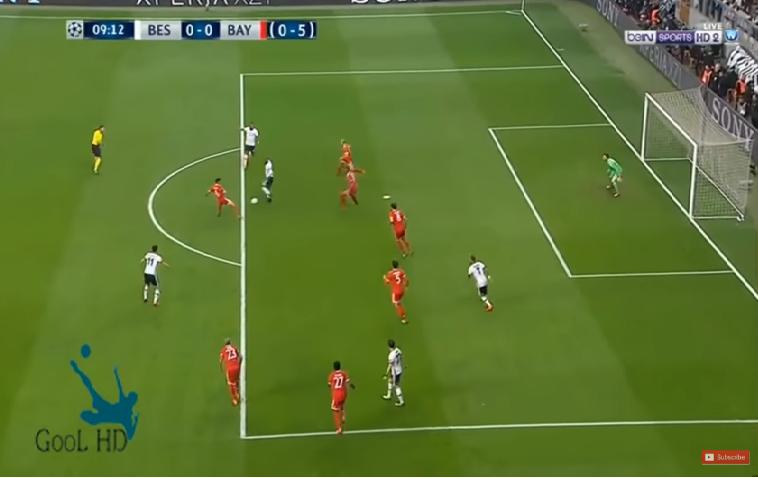 بالفيديو.. بايرن ميونيخ يحجز مقعده في ربع نهائي دوري الأبطال
