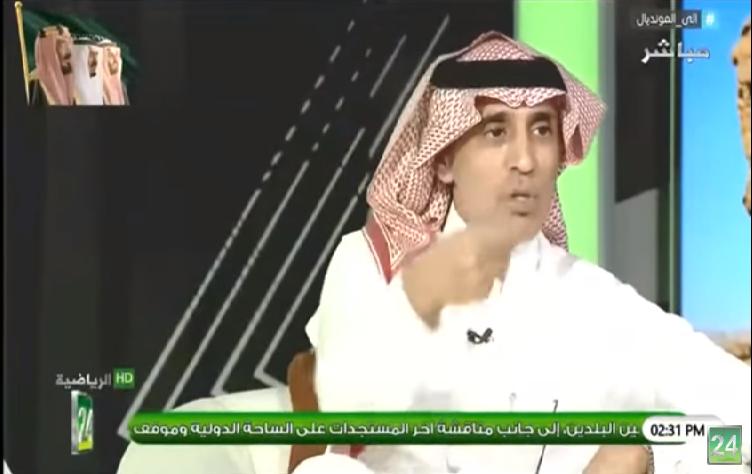بالفيديو.. سعود السمار: كنت ادفع مكافأت لاعبين نادي الشباب من حسابي الخاص