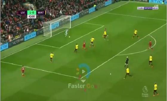 بالفيديو.. محمد صلاح يقود ليفربول لسحق واتفورد بخماسية في الدوري الإنجليزي
