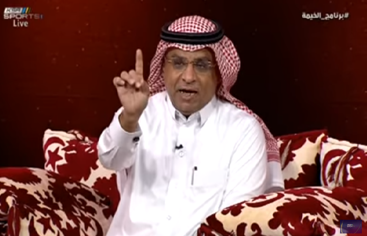 """بالفيديو.. الصرامي: عمر السومة ارتكب الخطأ ولم يعاقب .. """"مع الإعلام الأهلاوي مش هتقدر تغمض عينيك"""""""