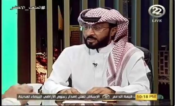 بالفيديو.. مساعد الجريسي: إيقاف سلمان الفرج ليست المرة الأولى التي يتم فيها استقصاد الهلاليين