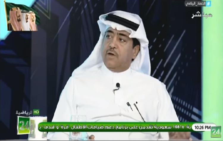 بالفيديو.. فهد الطخيم: هذا اللاعب هو الهداف السعودي الأول!