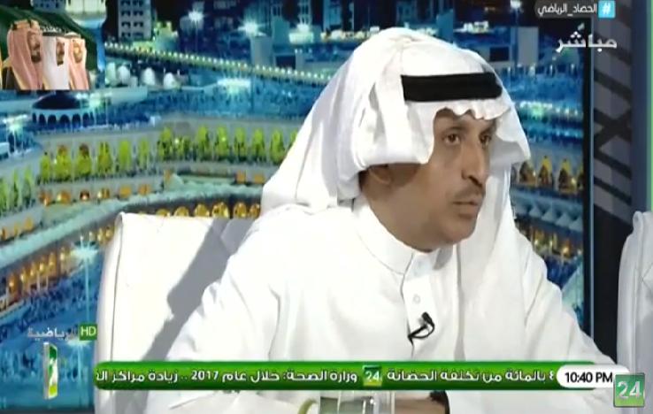 بالفيديو.. علي كميخ: اللاعب الأجنبي هو أكبر تدمير للكرة السعودية