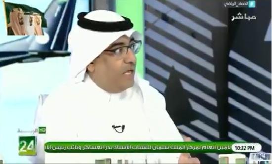 بالفيديو.. سليمان الجعيلان: هناك تقزيم من بعض الإعلاميين النصراويين لكيان نادي الاتحاد!