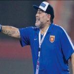 الفجيرة يعلن إقالة مدربه مارادونا