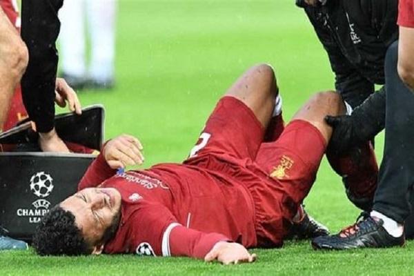 الإصابة تحرم نجم ليفربول من المشاركة في المونديال