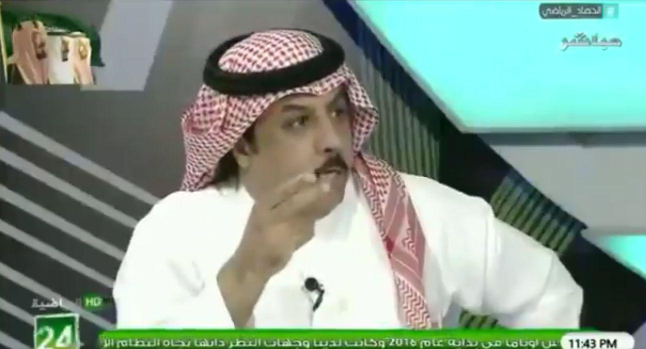 بالفيديو..خالد المعجل:لست متفائلا بمستقبل هذا الفريق في الموسم الجديد!