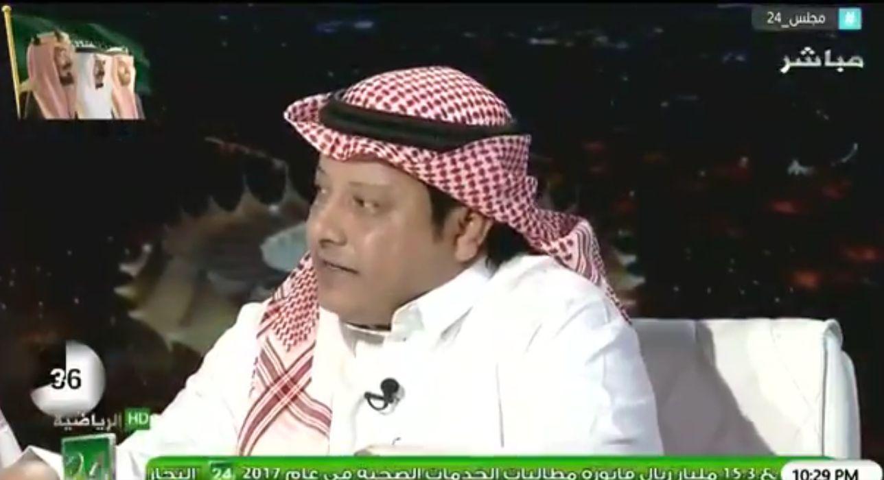 بالفيديو ..محمد أبوهداية يشعل تويتر: ما هي المعايير التي جعلت استاد جامعة الملك سعود هو ملعب الهلال؟