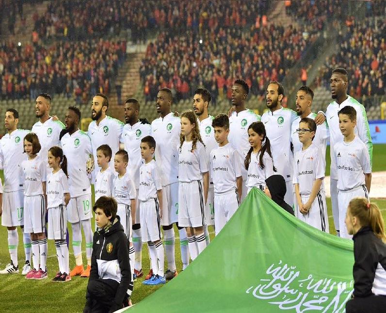 الفيفا تحدد موعد لقاء السعودية وألمانيا قبل كأس العالم