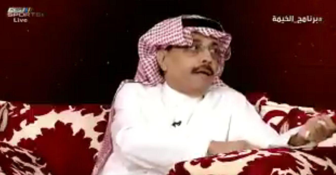 بالفيديو..عبدالعزيز شرقي: أسعد يوم في حياتي عند هزيمة الأهلي من الهلال..وخالد قاضي يرد بالفيصلي!