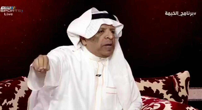 بالفيديو..خالد قاضي: تركي آل الشيخ أنقذ الهلال من الهبوط!