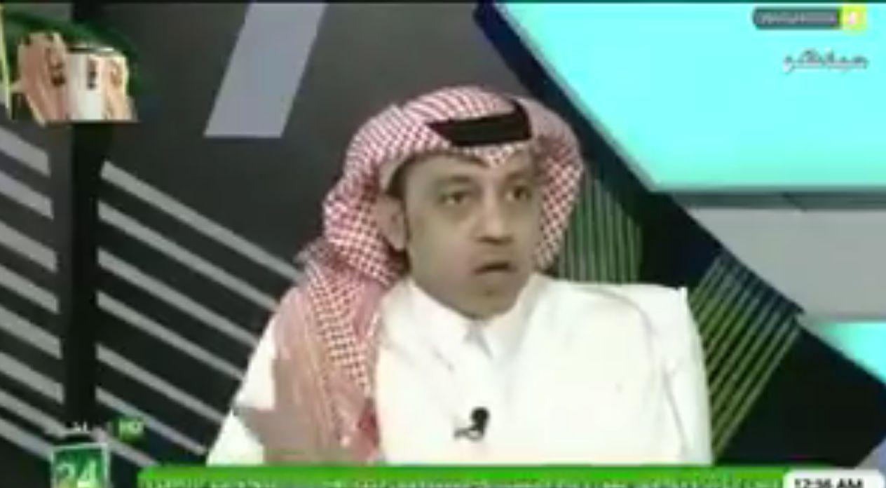 بالفيديو..الذايدي: هذا اللاعب هو أفضل خط وسط في الدوري السعودي!