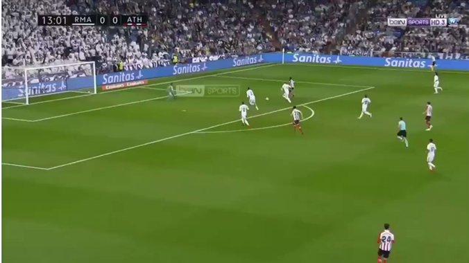 شاهد.. رونالدو ينقذ ريال مدريد بلمسة سحرية!