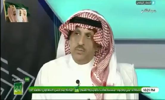 بالفيديو.. علي كميخ: جمهور نادي النصر شرس جداً