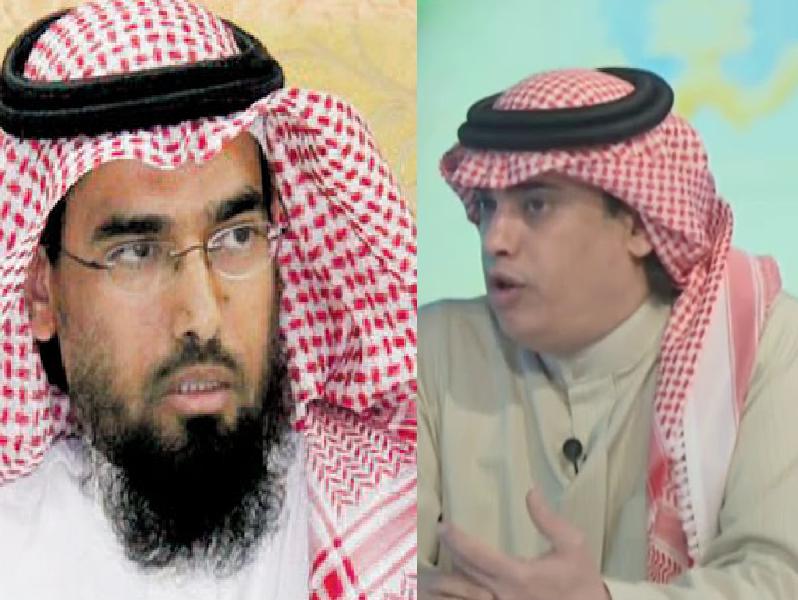"""خالد الشعلان يشن هجوماً على دباس الدوسري ومغرد يعلق """"فاقع مرارتك"""""""