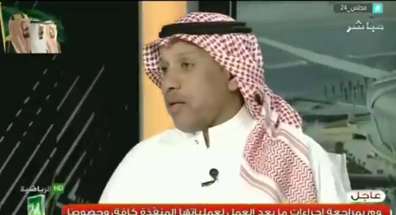 بالفيديو..سعد مبارك: من المستحيل انتقال هذا اللاعب للهلال!
