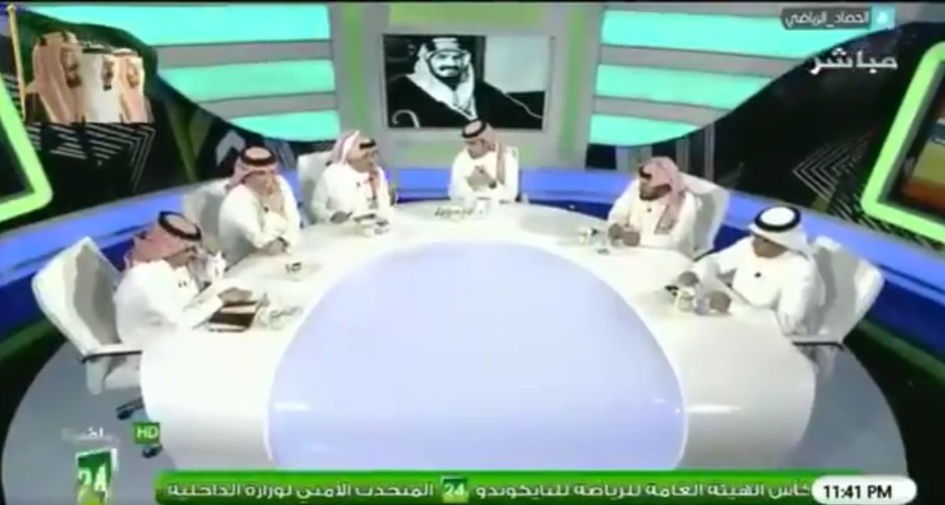 """بالفيديو..علي كميخ لـ سليمان الجعيلان: يكفي """"فيصل بن تركي"""" أنه أضاق صدرك بكلمة """"متصدر لا تكلمني""""!"""