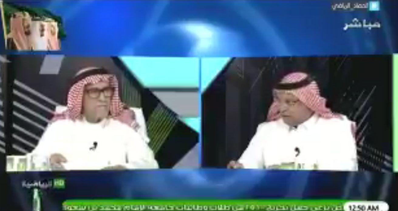 بالفيديو..هل لعب محمد سعد العبدلي في الهلال؟ نقاش مثير بين عبدالرحمن السماري والصرامي!